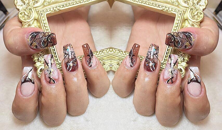 nghề nail mang lại thu nhập cao