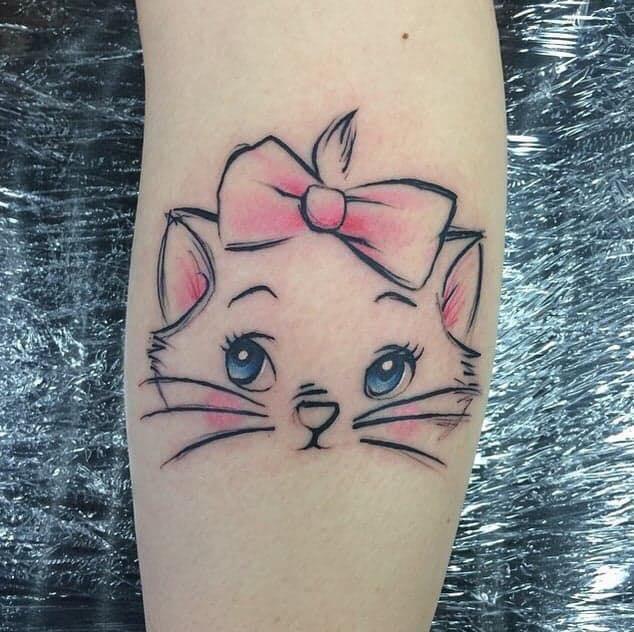 Một tác phẩm tattoo