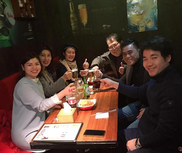 Ăn tối cùng chuyên gia làm đẹp Hàn Quốc Oh-Kyung-Gin