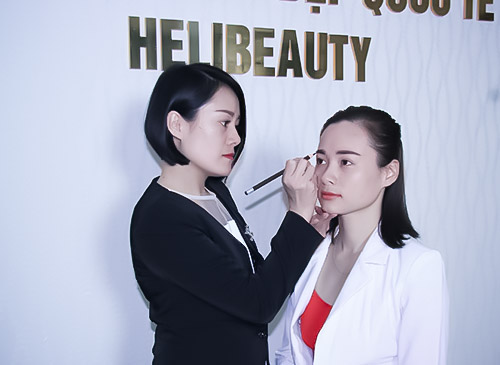 Hướng dẫn tạo dáng lông mày tại Helibeauty