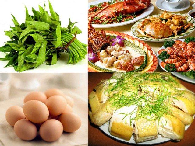 Nên kiêng các thực phẩm làm môi dễ bị viêm sưng và thâm màu