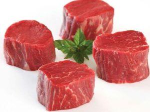 Phun xăm môi cần kiêng thịt bò